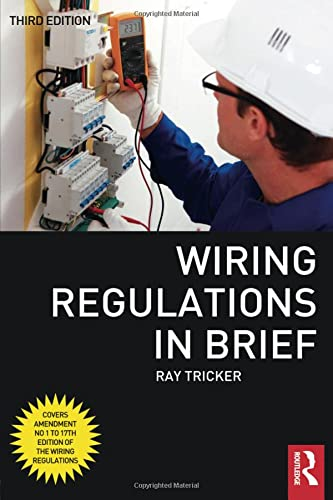 9780415526876: Wiring Regulations in Brief