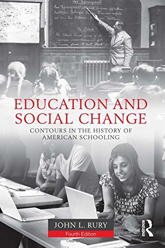 9780415526906: Education and Social Change: Contours in the History of American Schooling