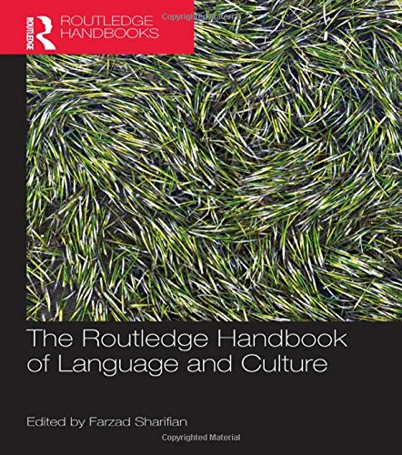9780415527019: The Routledge Handbook of Language and Culture (Routledge Handbooks in Linguistics)