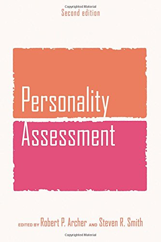 9780415527040: Personality Assessment