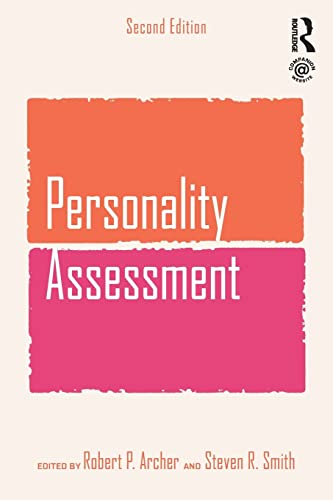 9780415527057: Personality Assessment