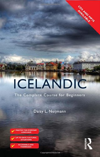 9780415527453: Colloquial Icelandic: The Complete Course for Beginners