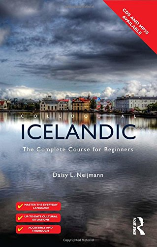 9780415527460: Colloquial Icelandic: The Complete Course for Beginners
