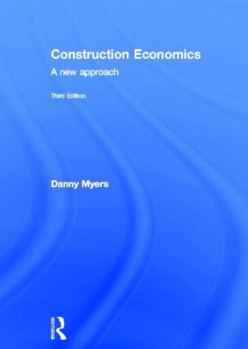 9780415527781: Construction Economics: A New Approach