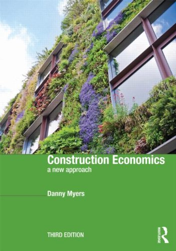9780415527798: Construction Economics: A New Approach