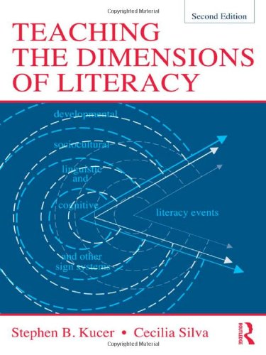 Teaching The Dimensions Of Literacy 2 Rev: Silva, Cecilia; Kucer,