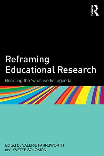 9780415529174: Reframing Educational Research