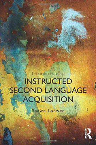 9780415529549: Introduction to Instructed Second Language Acquisition
