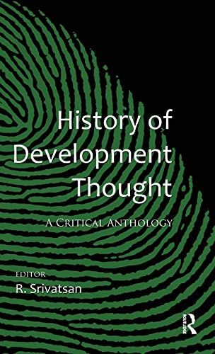 9780415529648: History of Development Thought: A Critical Anthology