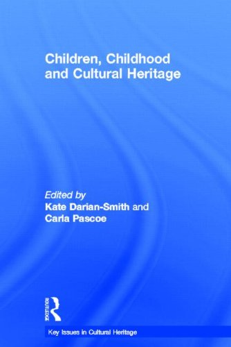 9780415529945: Children, Childhood and Cultural Heritage (Key Issues in Cultural Heritage)