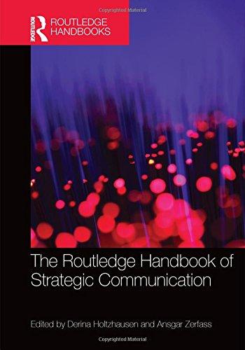 9780415530019: The Routledge Handbook of Strategic Communication