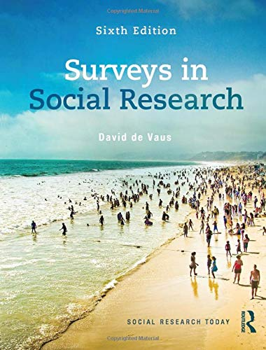 9780415530187: Surveys In Social Research (Social Research Today)