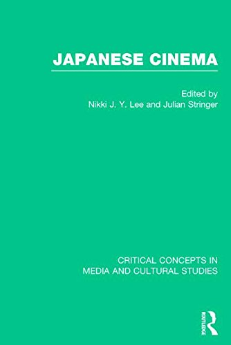 9780415530392: Japanese Cinema (Critical Concepts in Media and Cultural Studies)
