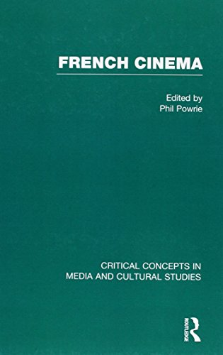 9780415530651: French Cinema (Critical Concepts in Media and Cultural Studies)