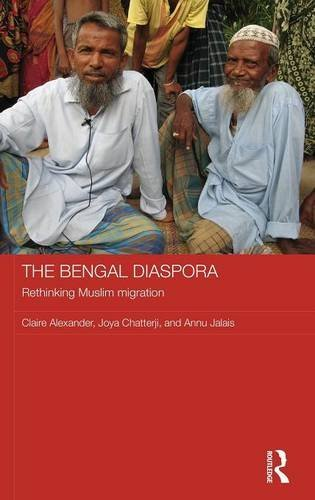 9780415530736: The Bengal Diaspora: Muslim Migrants in Britain, India and Bangladesh (Routledge Contemporary South Asia Series)