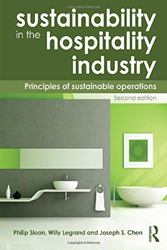 9780415531238: Sustainability in the Hospitality Industry 2nd Ed: Principles of Sustainable Operations