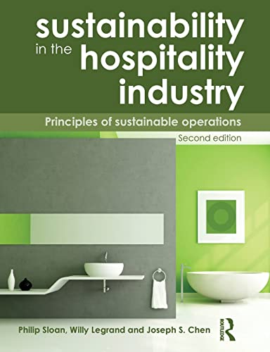 9780415531245: Sustainability in the Hospitality Industry 2nd Ed: Principles of Sustainable Operations