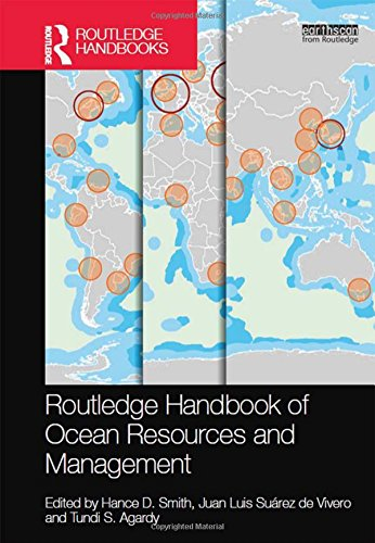 9780415531757: Routledge Handbook of Ocean Resources and Management
