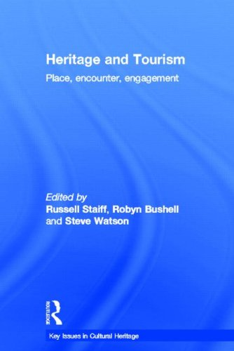 9780415532648: Heritage and Tourism: Place, Encounter, Engagement (Key Issues in Cultural Heritage)