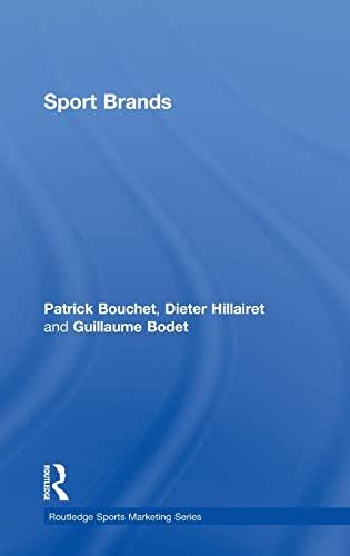 9780415532846: Sport Brands (Routledge Sports Marketing)