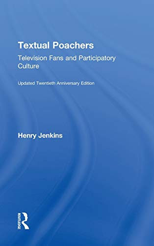 9780415533287: Textual Poachers: Television Fans and Participatory Culture