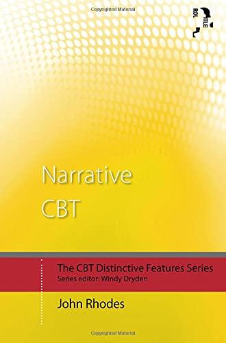 9780415533973: Narrative CBT: Distinctive Features