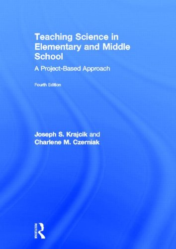 9780415534048: Teaching Science in Elementary and Middle School: A Project-Based Approach