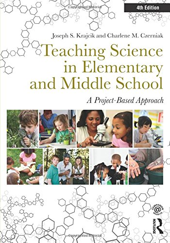 9780415534055: Teaching Science in Elementary and Middle School: A Project-Based Approach