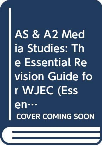9780415534109: AS & A2 Media Studies: The Essential Revision Guide for WJEC (Essentials)