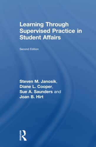 9780415534338: Learning Through Supervised Practice in Student Affairs