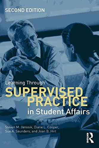 9780415534345: Learning Through Supervised Practice in Student Affairs