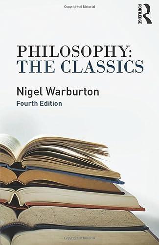 9780415534666: Philosophy: The Classics