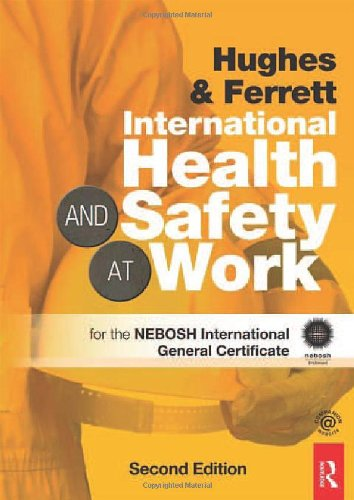 9780415535113: International Health and Safety at Work: The Handbook for the NEBOSH International General Certificate
