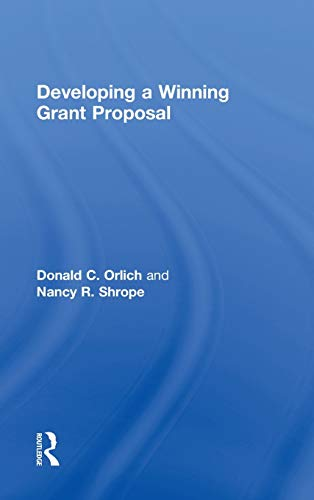 9780415535342: Developing a Winning Grant Proposal