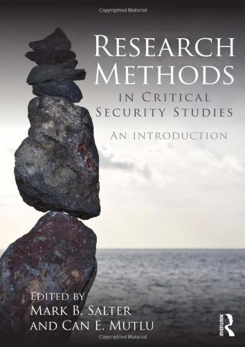 9780415535397: Research Methods in Critical Security Studies: An Introduction