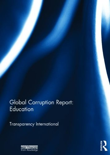 9780415535441: Global Corruption Report: Education