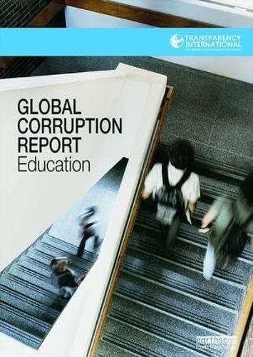 9780415535496: Global Corruption Report: Education (Transparency International Global Corruption Reports)