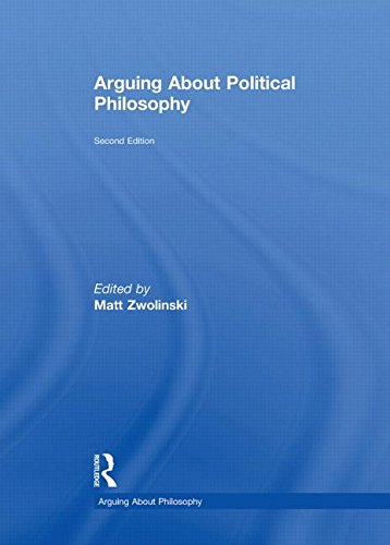 9780415535816: Arguing About Political Philosophy (Arguing About Philosophy)