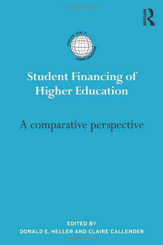9780415535960: Student Financing of Higher Education: A comparative perspective (International Studies in Higher Education)