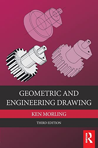 9780415536196: Geometric and Engineering Drawing