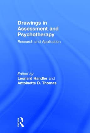 9780415536240: Drawings in Assessment and Psychotherapy: Research and Application