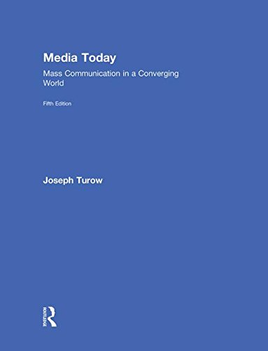 9780415536424: Media Today: Mass Communication in a Converging World