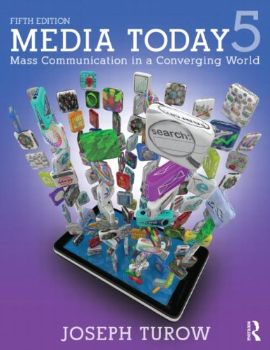 9780415536431: Media Today: Mass Communication in a Converging World