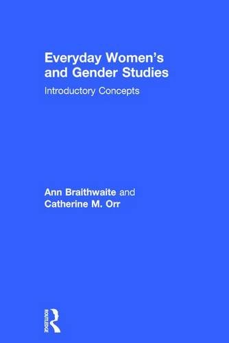 9780415536646: Everyday Women's and Gender Studies: Introductory Concepts