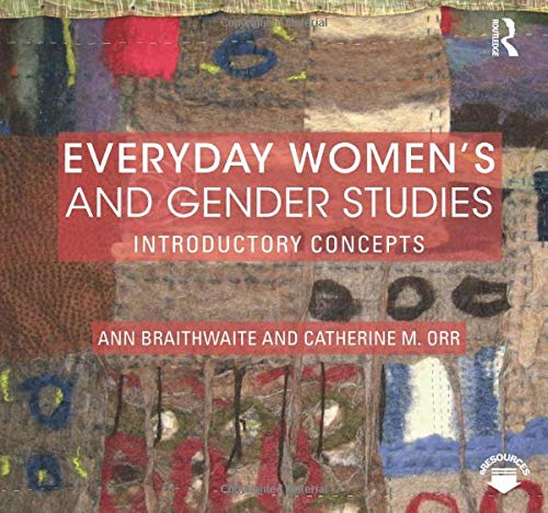 9780415536660: Everyday Women's and Gender Studies: Introductory Concepts
