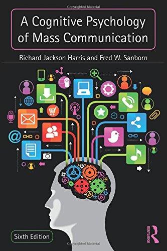 9780415537056: A Cognitive Psychology of Mass Communication (Routledge Communication)
