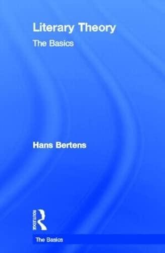 9780415538060: Literary Theory: The Basics