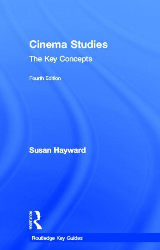 9780415538138: Cinema Studies: The Key Concepts (Routledge Key Guides)