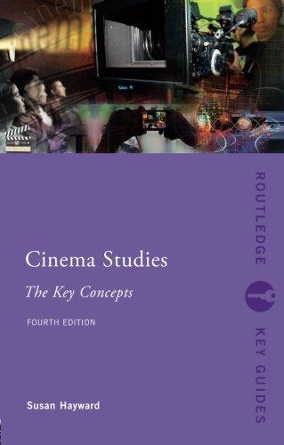 9780415538145: Cinema Studies: The Key Concepts (Routledge Key Guides)