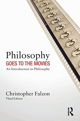 9780415538169: Philosophy Goes to the Movies: An Introduction to Philosophy